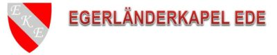 Egerlanderkapel Ede Logo